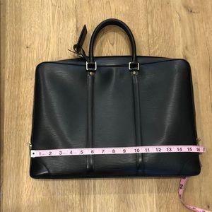 Louis Vuitton Porte Documents Voyage Briefcase